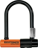 Kryptonite Bügelschloss Evolution Mini-5 mit Flex Frame Halter, 3500327 - 1